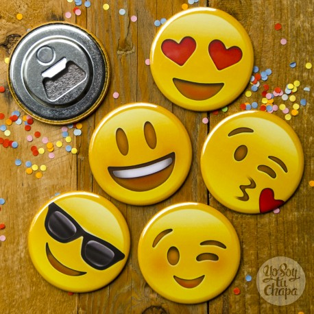 Pack abridores emoji