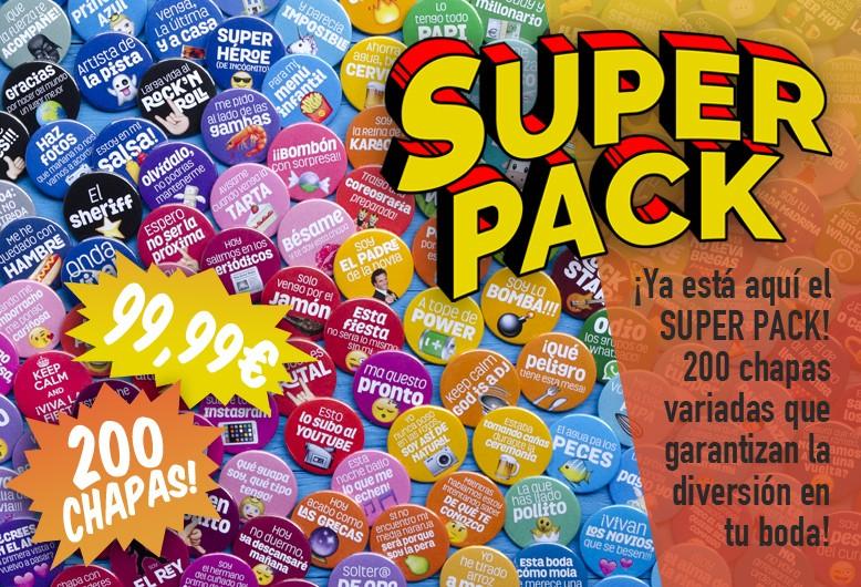 ¡Super Pack!