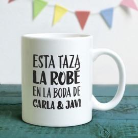 Taza ¡La robé! - Yosoytuchapa