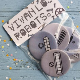 ¡Vivan los Robots!